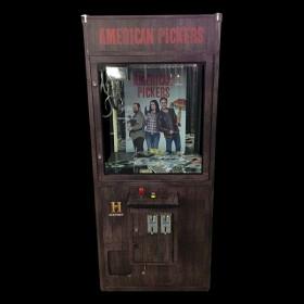 American Pickers Crane Machine