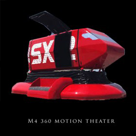 M4 360 Motion Theater