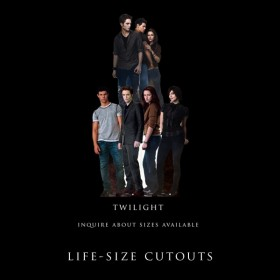 Twilight Life-Size Cutouts