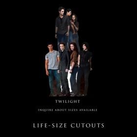 Twilight Life-Size Cutouts