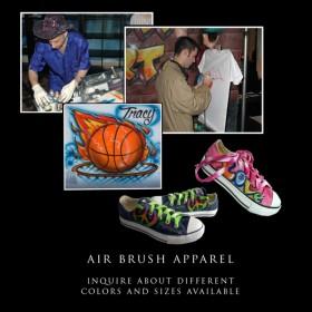 Air Brush Apparel