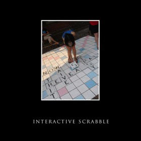 Interactive Scrabble