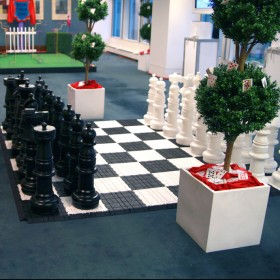 Large Chess Game