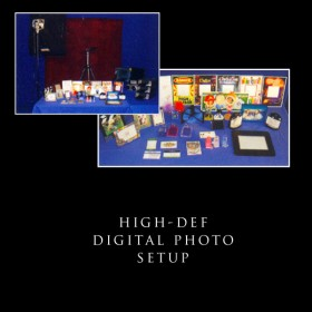 High Def Digital Photo Setup
