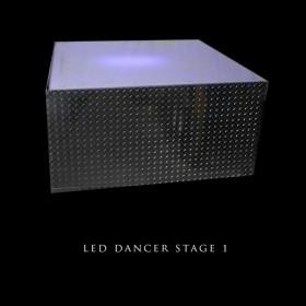LED Dancer Stage