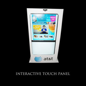 Interactive Touch Panel